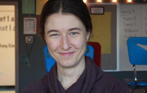 High School Biology Teacher Inspires Holk's Career