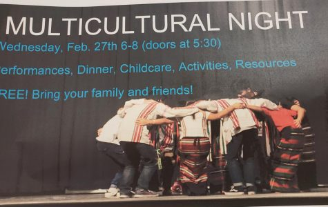 MEChA Hosts Multicultural Night February 27