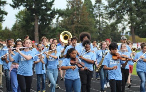 The CHS Band Will Perform At The Rose Festival