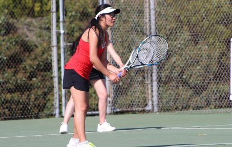 Girls Tennis Team Starts Strong; Play Sandy Tonight