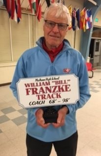 Franzke Invitational Named After Coach's Dad