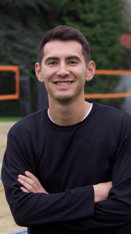 Johnson Named Volleyball Coach