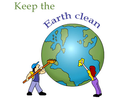 Keep Our Oceans Clean