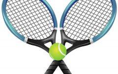 Seniors Leaving Tennis