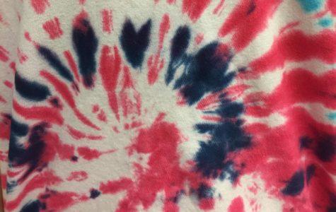 Spirit Week Kicks Off With Tie Dye