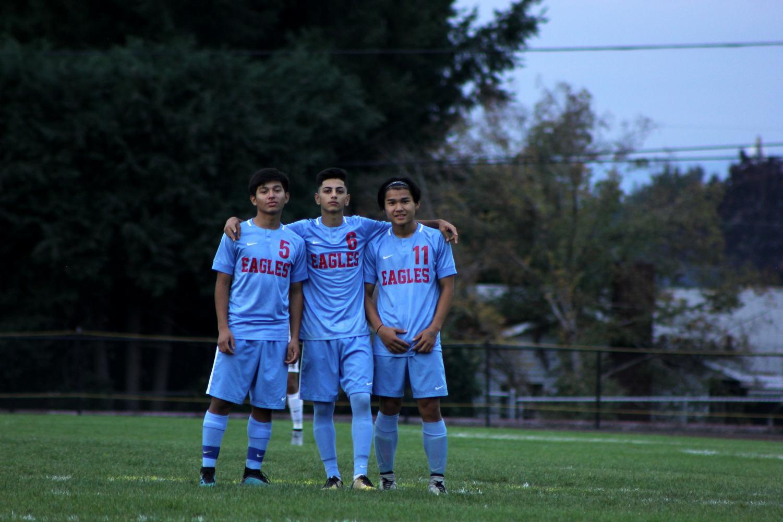 #13 Boys Soccer Hosts West Linn Tomorrow!