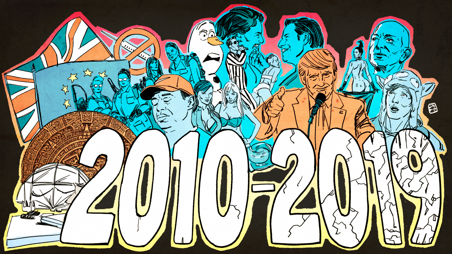 A Look at the Past Decade