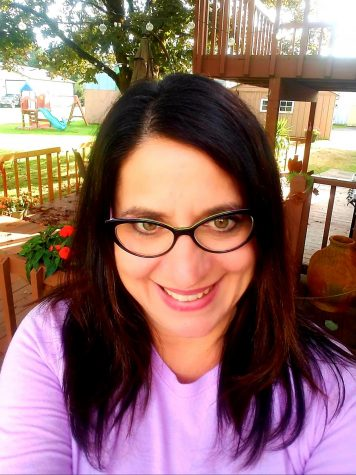 Michele Johnson:  Another New Member of the CHS Staff!