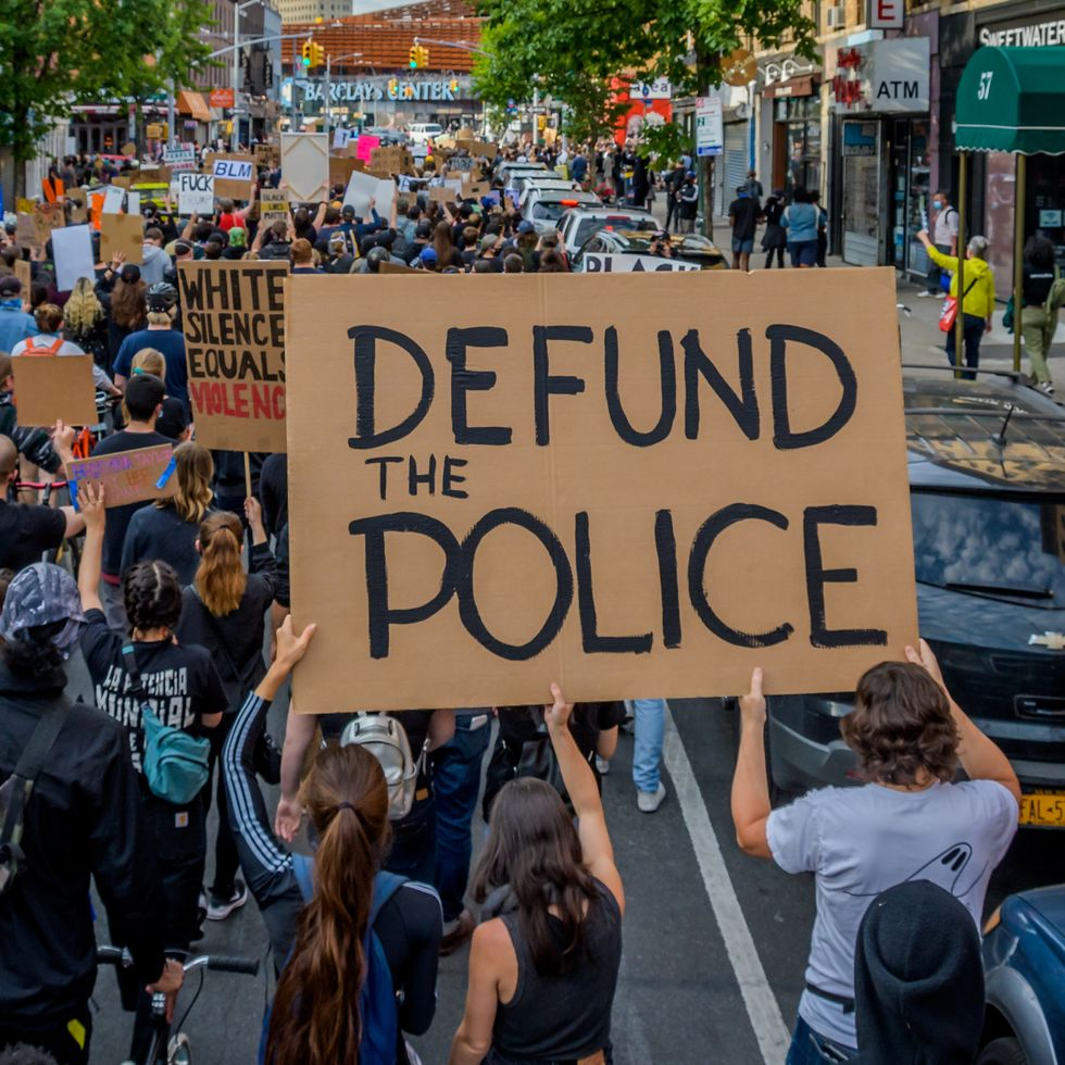 Why the Push to Defund the Police?