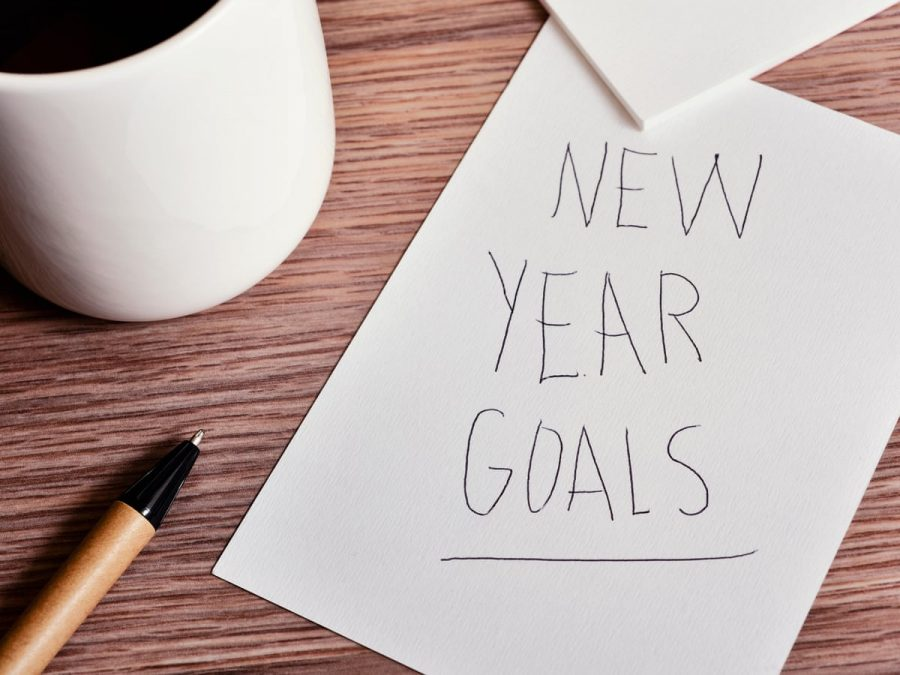 The Talon Staff's New Year's Resolutions