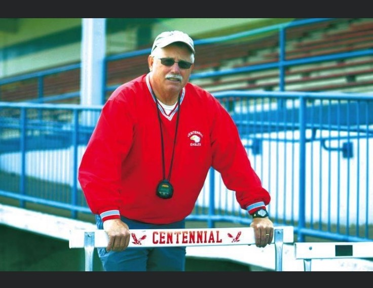 Letts Approaches 50th Season as Eagle Track Coach