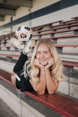 Here's the Kick; Varsity Girls Soccer Wins 8-0 vs. Reynolds!