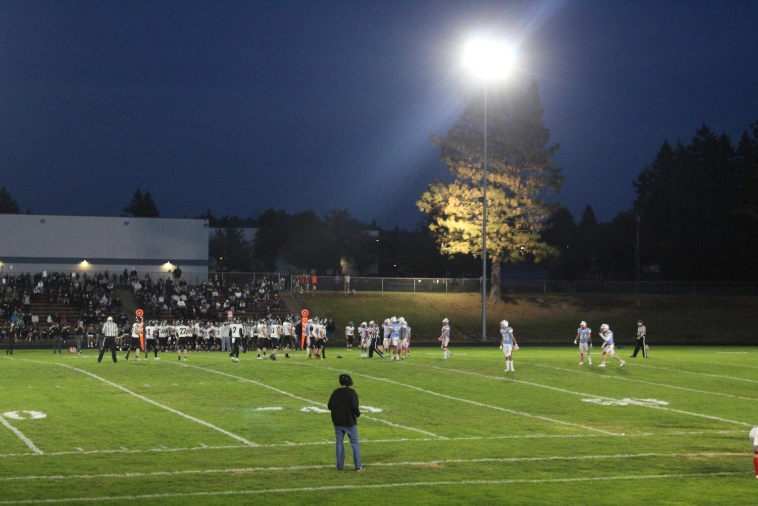 CHS Hosts Homecoming Game Amidst Cancellations