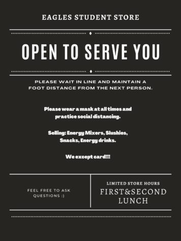 Open to Serve You!